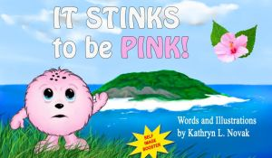 It stinks to be pink